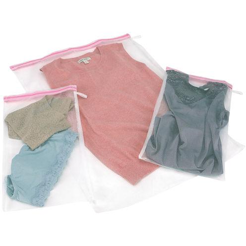 Household Essentials® 3-Pack Wash Bag Set