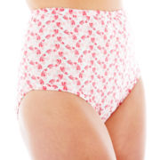 Jockey Elance 3-pk. Cotton Queen Briefs - 1486