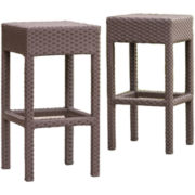 Trinidad Set of 2 Barstools
