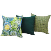 Lagoon Outdoor Decorative Pillow Collection