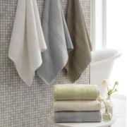 Kassatex Textures Bath Towels