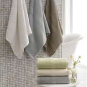 Kassatex Textures Bath Towels