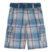 Levi's® Belted Cargo Shorts – Boys 8-20