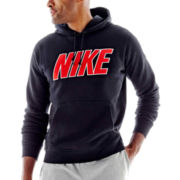 Nike® Graphic Fleece Pullover Hoodie