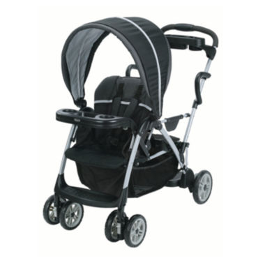 jcpenney.com | Graco® RoomFor2™ Classic Connect & Click Connect™ Stand & Ride Stroller