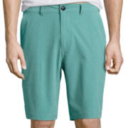 Arizona Hybrid Flat-Front Shorts