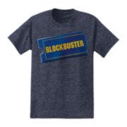 Blockbuster Video Short-Sleeve Cotton Tee