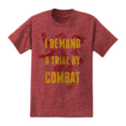 Game Of Thrones Trial Short-Sleeve Cotton Tee