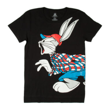 jcpenney.com | Looney Tunes Street Bugs Short-Sleeve Cotton Tee