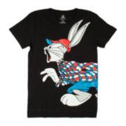 Looney Tunes Street Bugs Short-Sleeve Cotton Tee