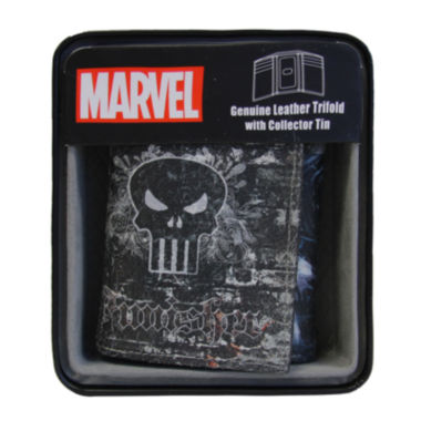 jcpenney.com | Marvel® Punisher Trifold Wallet
