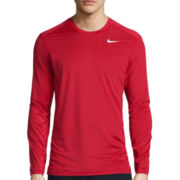 Nike® Long-Sleeve Dri-FIT Base Layer Shirt