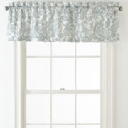 Home Expressions™ Marlton Rod-Pocket Lined Valance