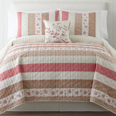 jcpenney.com | Home Expressions™ Piper Quilt & Accessories