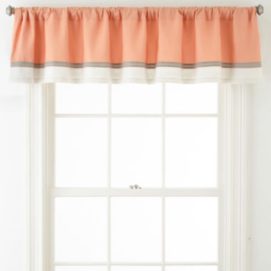 jcpenney.com | Home Expressions™ Grace Rod-Pocket Valance