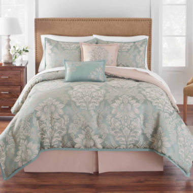 jcpenney.com | Grand Patrician Brighton Damask Comforter Set