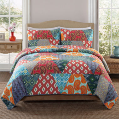 jcpenney.com | Frankie 3-pc. Quilt Set