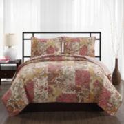 Walden Floral Quilt Set