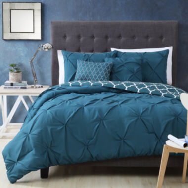 jcpenney.com | Avondale Manor Madrid Reversible 5-pc. Comforter Set