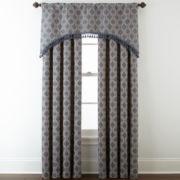 Royal Velvet® Octavia Rod-Pocket/Back-Tab Window Treatments