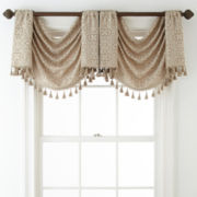 Royal Velvet® Giovanna Rod-Pocket Regent Valance