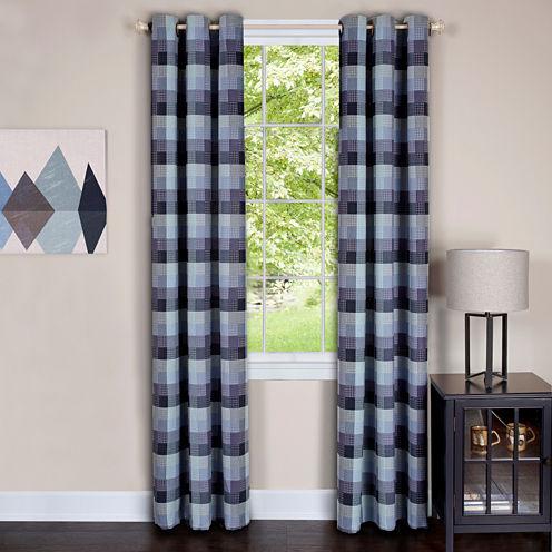 Harvard Grommet-Top Curtain Panel