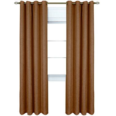 Taylor Blackout Grommet Top Curtain Panel Jcpenney
