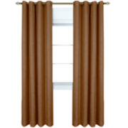 Taylor Blackout Grommet-Top Curtain Panel