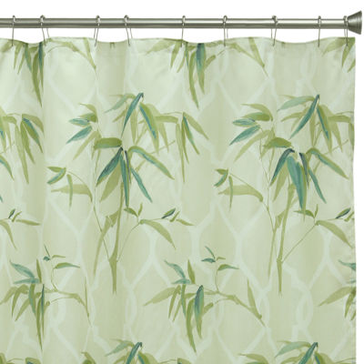 Bacova Zen Bamboo Shower Curtain