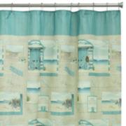 Bacova Beach Cruiser Shower Curtains