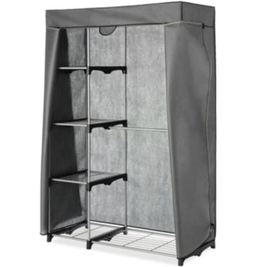 jcpenney.com | Whitmor Double-Rod Closet Cover