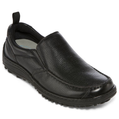 hush puppies belfast slip on mens shoes