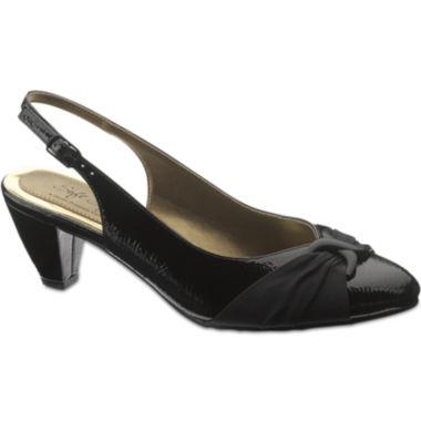 jcpenney.com | Soft Style® by Hush Puppies Dezerae Slingback Pumps
