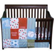 Trend Lab® Little MVP 3-pc. Baby Bedding