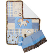 Trend Lab® Cowboy Baby 3-pc. Baby Bedding