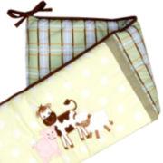 Trend Lab® Baby Barnyard Crib Bumper