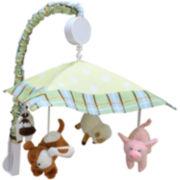 Trend Lab® Baby Barnyard 3-pc. Baby Bedding