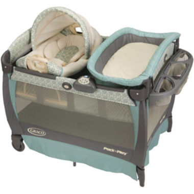 jcpenney.com | Graco® Pack 'n Play® Playard with Cuddle Cove™ Rocking Seat - Winslet