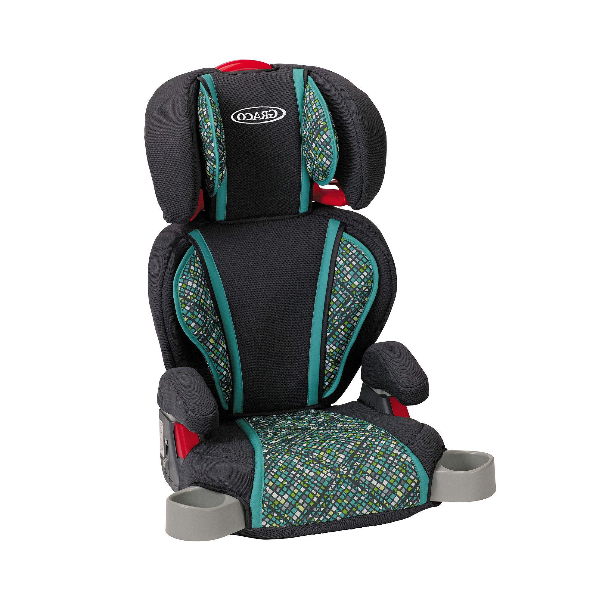 get graco highback turbobooster car seat mosaic offer cheap car seat. Black Bedroom Furniture Sets. Home Design Ideas