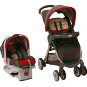 Graco® FastAction™ Fold Click Connect™ Travel System - Finley