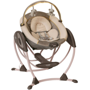 jcpenney.com | Graco® Glider LX Swing - Peyton