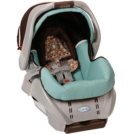 Graco Snugride Classic Connect Infant Car Seat Little Hoot