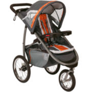 Graco® FastAction™ Fold Jogger Click Connect™ Stroller - Tangerine