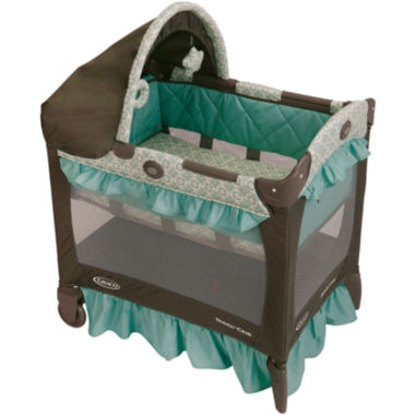 jcpenney.com | Graco® Travel Lite™ Crib - Winslet