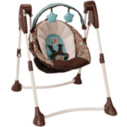 Graco® Swing By Me™ Portable Swing - Little Hoot