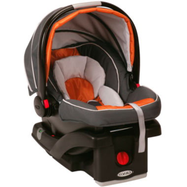 jcpenney.com | Graco® SnugRide® Click Connect™ Car Seat - Tangerine