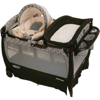jcpenney.com | Graco® Pack 'n Play® Playard w/ Cuddle Cove™ Rocking Seat - Rittenhouse