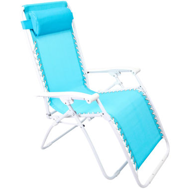 jcpenney.com | Zero Gravity Outdoor Lounge Chair