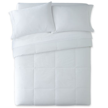 jcpenney.com | Oversized Down-Alternative Comforter