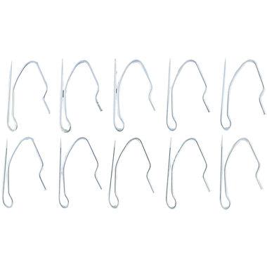 Rod Desyne Set of 20 Curtain Pin Hooks